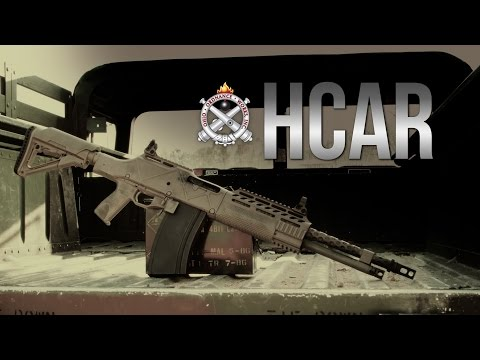 Ohio Ordnance HCAR (Heavy Counter-Assault Rifle)