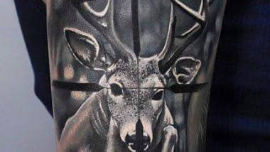 89 Best Hunting Tattoos Of All Time
