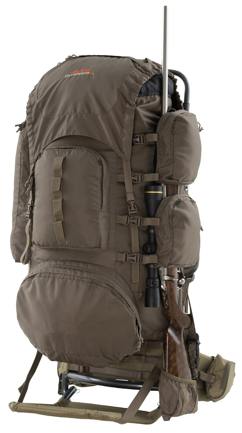 alps outdoorz commander freighter frame pack