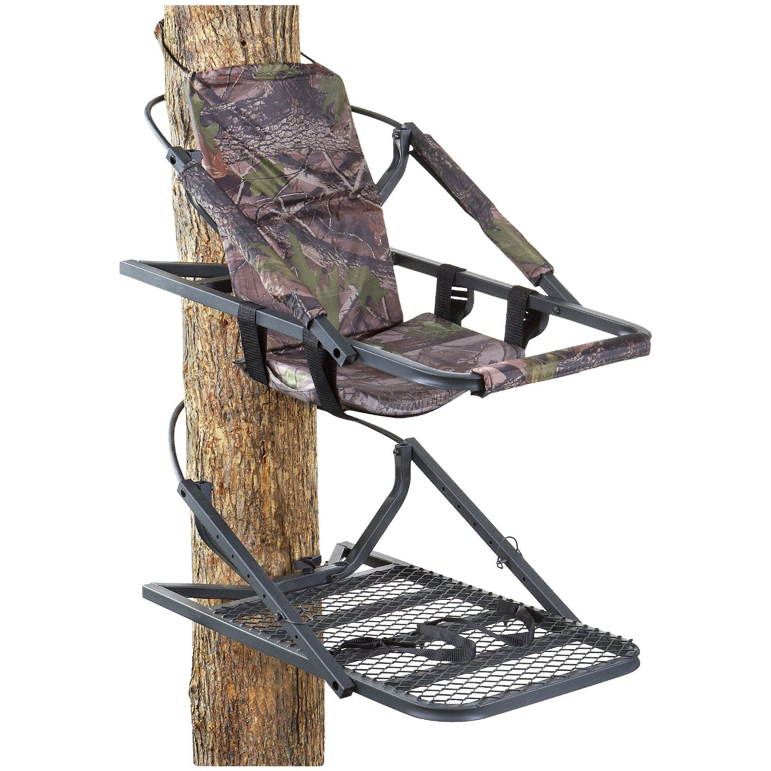 Image gallery tree stand for Climbing tree stand plans