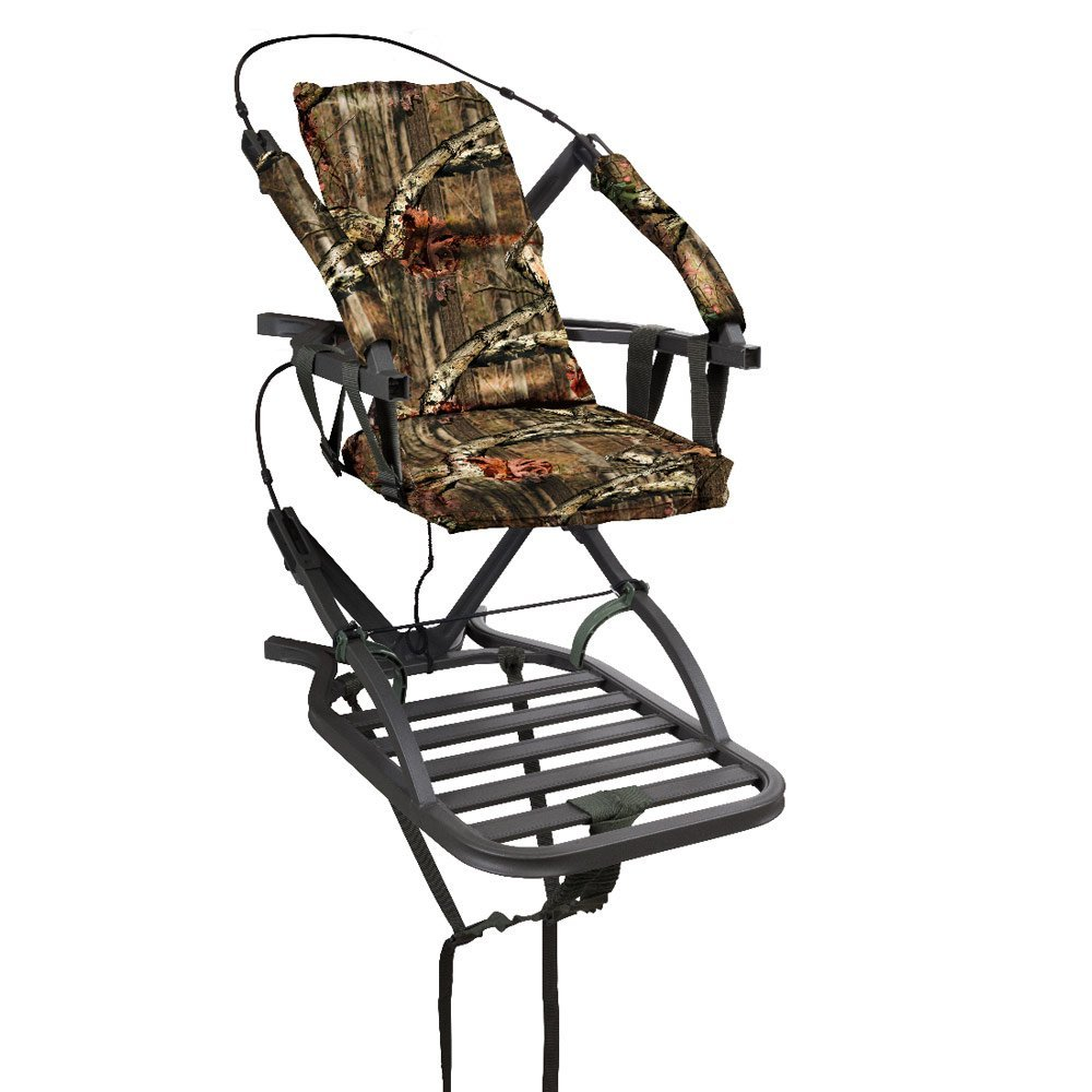 The 5 Best Climbing Tree Stand Reviews For 2018