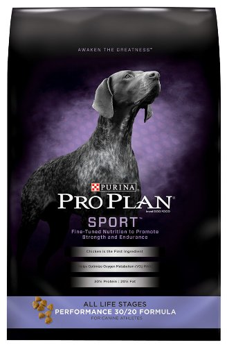 purina pro plan sport performance dog food