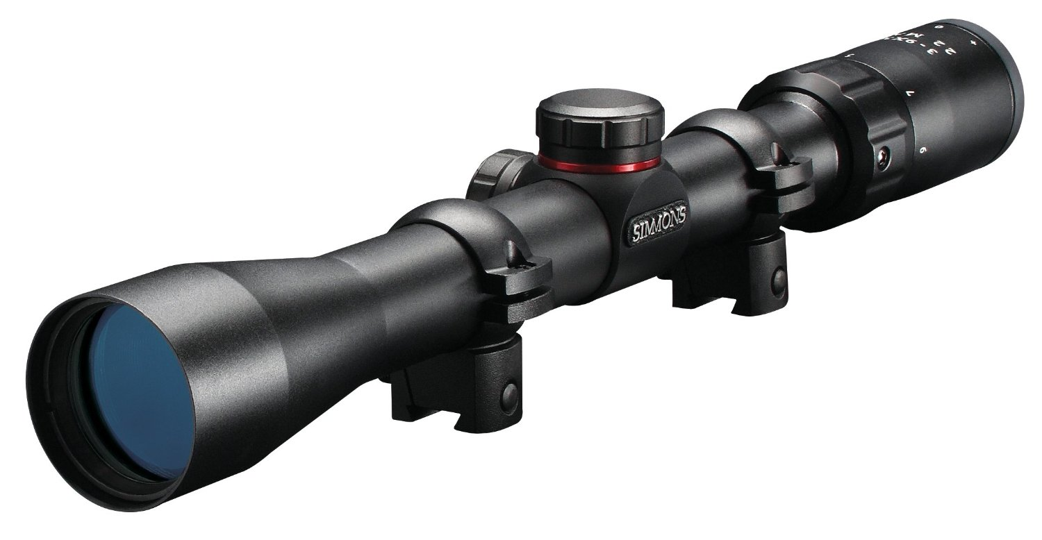 best scope for squirrel hunting