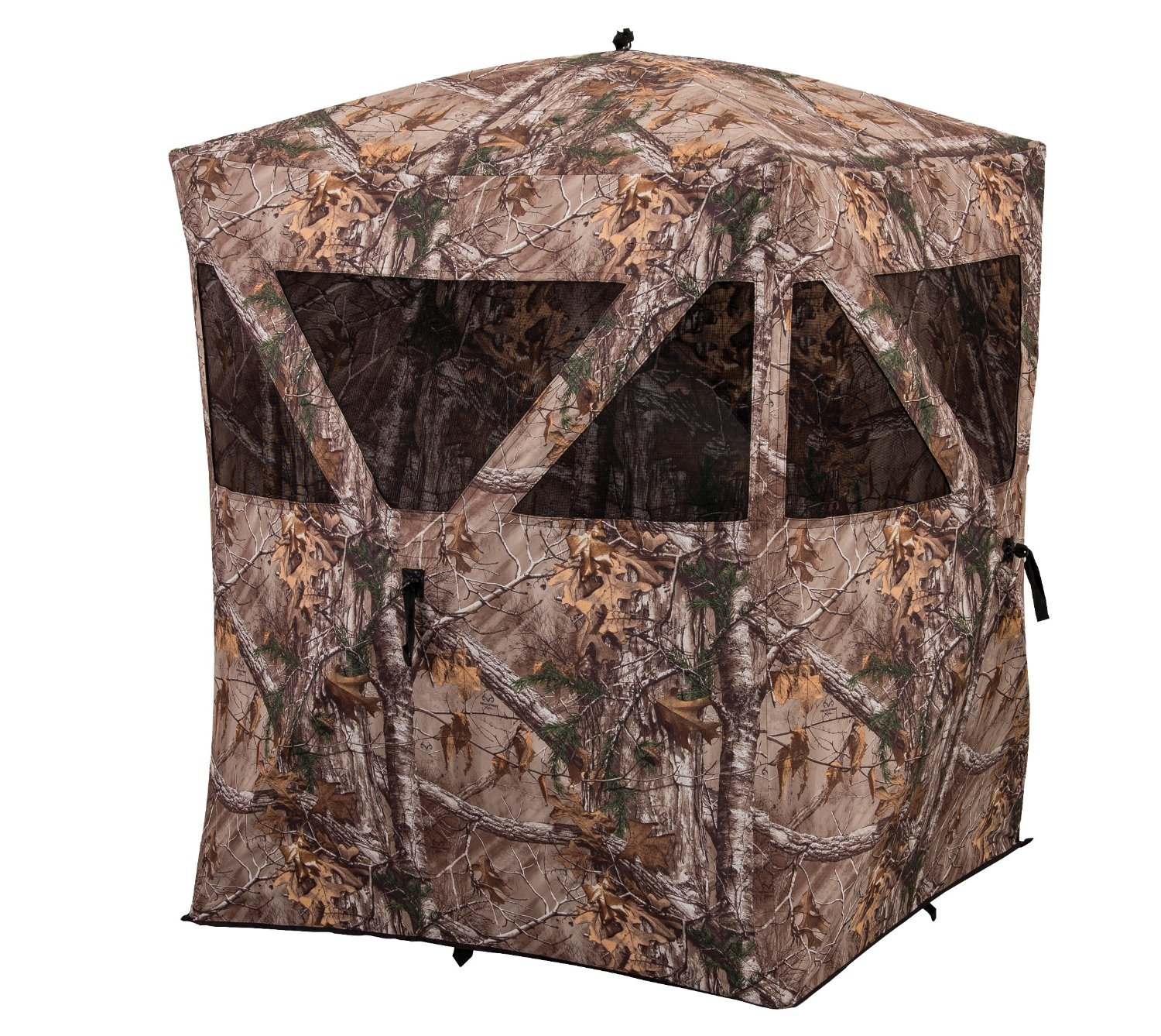 backcountry brickhouse blind watch youtube ground blinds ameristep review