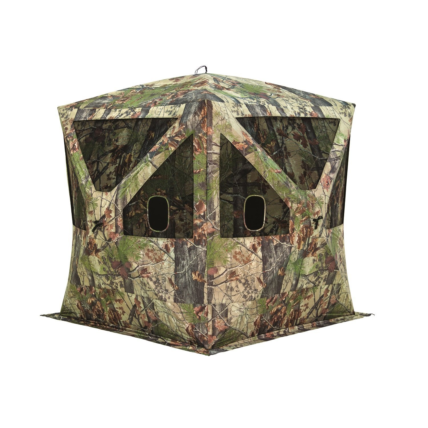 five bow blind img hunting product window blinds dome