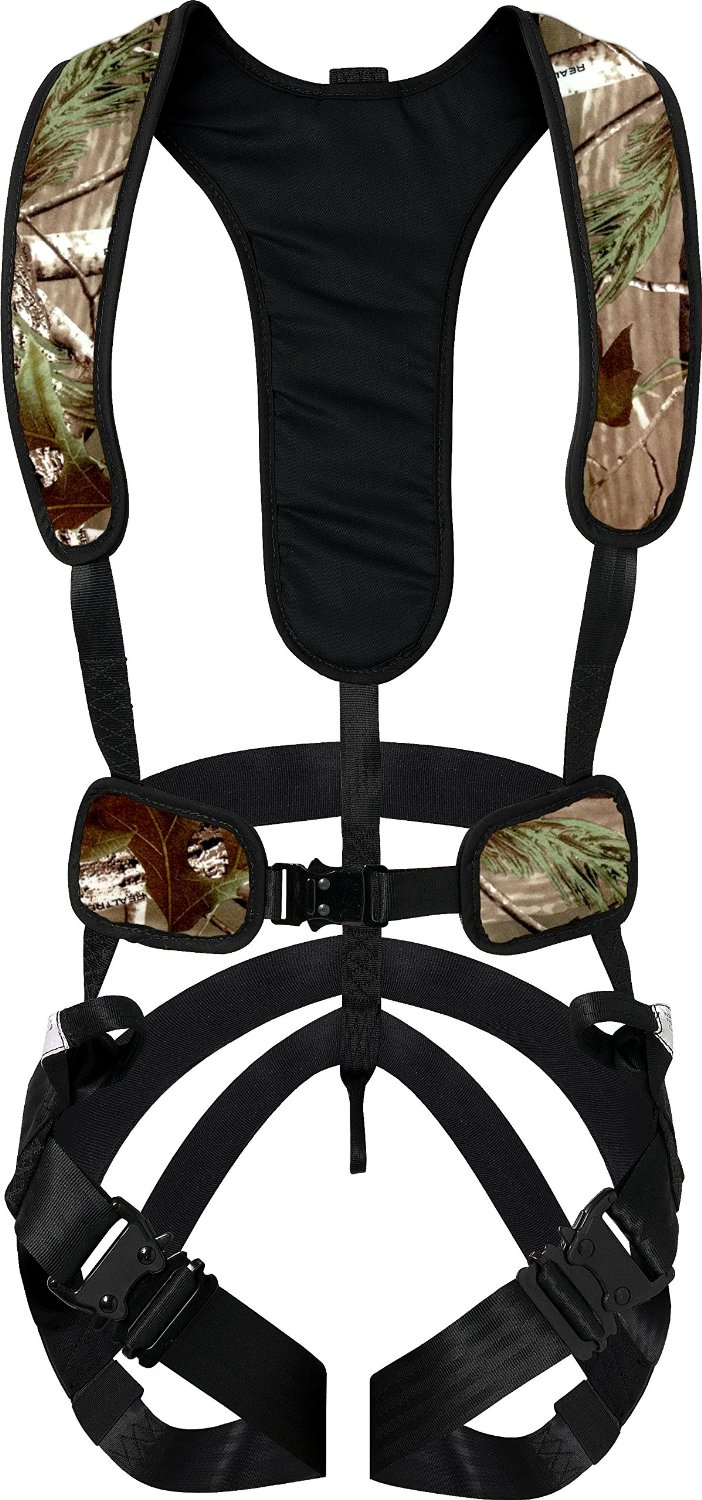 bow hunting safety harness