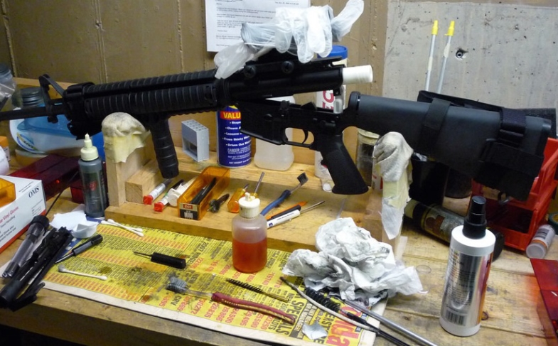 How to Clean a Rifle: Step by Step Instructions