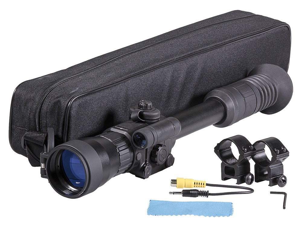 Choosing The Best Scope For Coyote Hunting Our Top 5 Choices