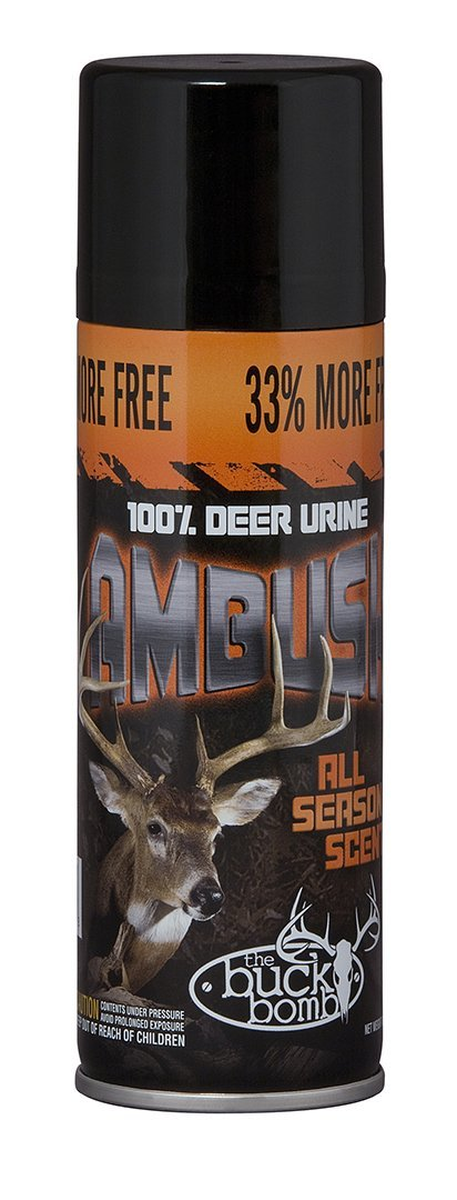 best buck scent lure