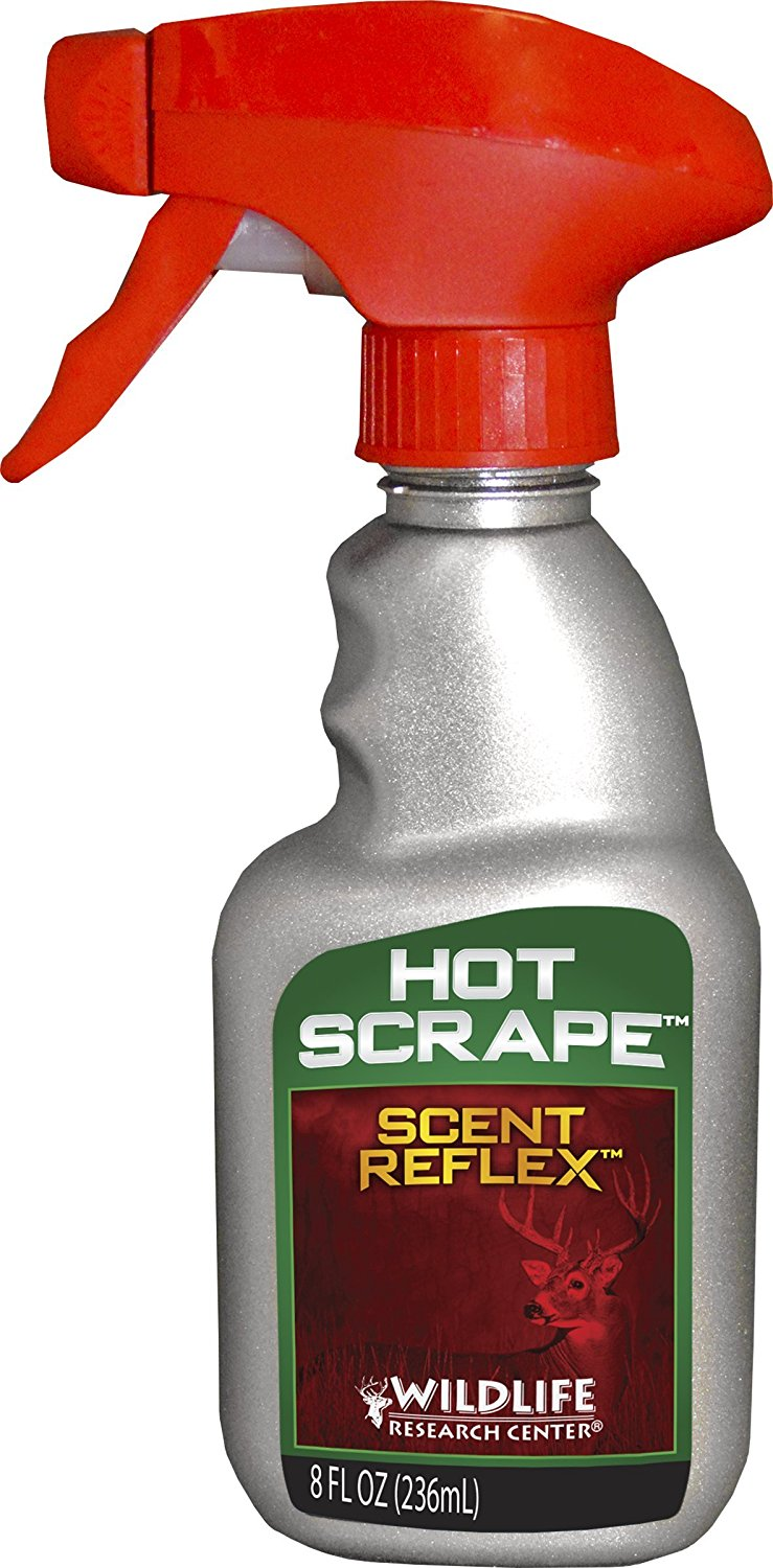 best deer scent for mock scrapes