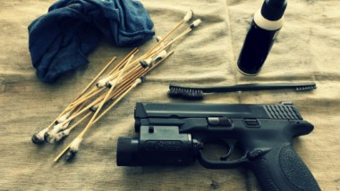 Keep Your Handgun Spotless with the Best 9mm Cleaning Kit