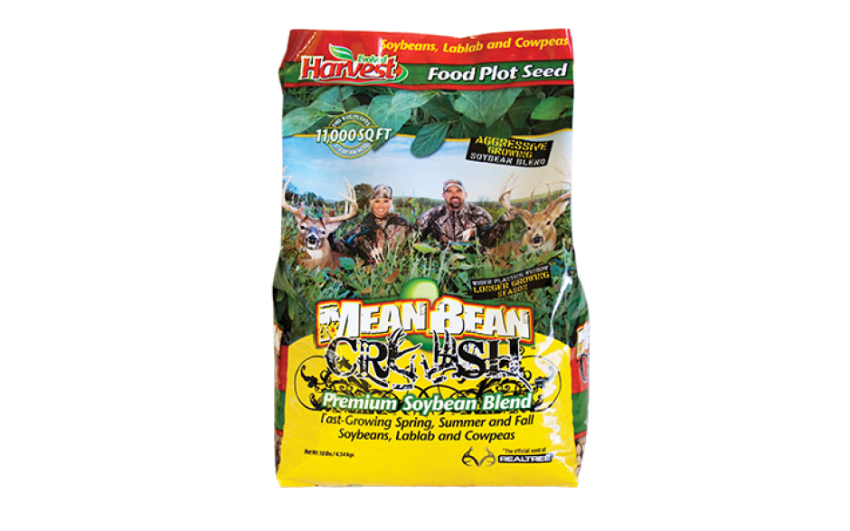 best food plot for deer in spring
