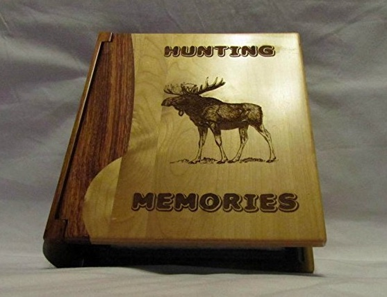 hunting memories photo album