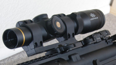 The 4 Best AR Scope Mounts: AR 15 Scope Ring Reviews