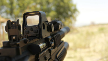 Enhance Your Firearm with the Best Holographic Sight