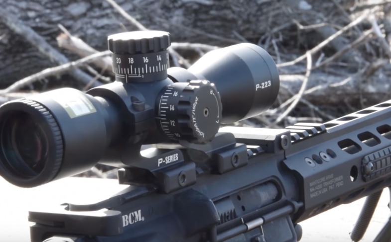 The Best .223 Scope for the Money [TOP 4 REVIEWED]