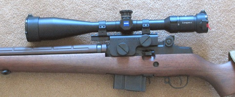 Whats the best optic mounting option for m1a